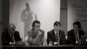 Las fotos de Mela Revuelta en el Club de Prensa