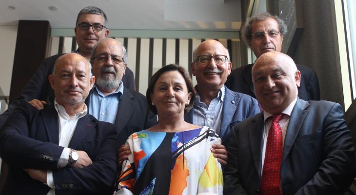 LOLA GOROSTIAGA EN EL CLUB DE PRENSA