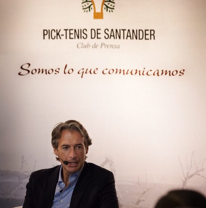 Íñigo de la Serna: de alcalde de Santander y un comprometido con el Club de Prensa Pick Santander a ministro de Fomento