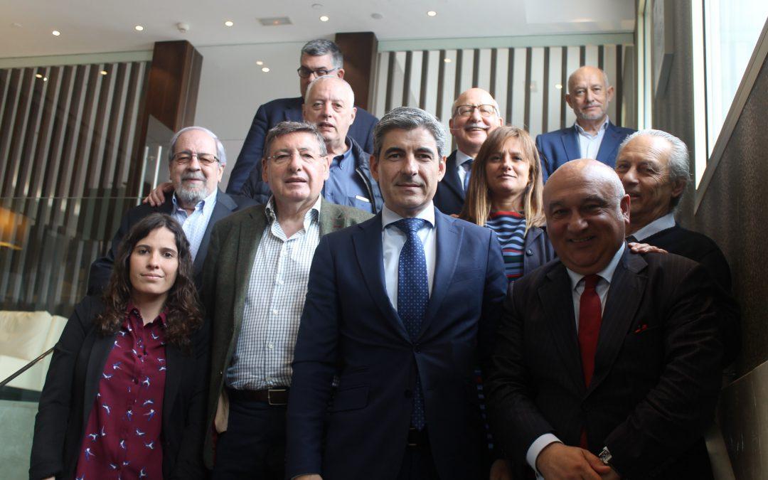 NUEVO ENCUENTRO INFORMATIVO DEL CLUB. PABLO CORRAL, DIRECTOR GENERAL DE GRUPO IGUALATORIO